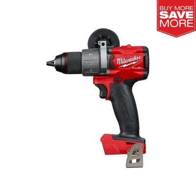 M18 FUEL 18-Volt Lithium-Ion Brushless Cordless 1/2 in. Hammer Drill / Driver (Tool-Only)