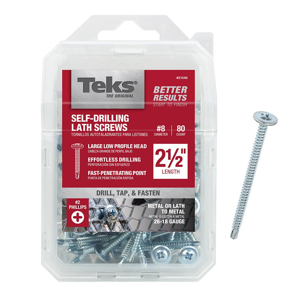 Modified Truss Head Zinc Plated Finish Steel Self-Drilling Screw Pack of 100 #2 Drill Point #8-18 Thread Size 5//8 Length Small Parts 0810KPM 5//8 Length Phillips Drive Pack of 100