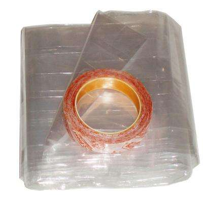 E/O 84 in. x 110 in. Patio Shrink Window Insulation Kit