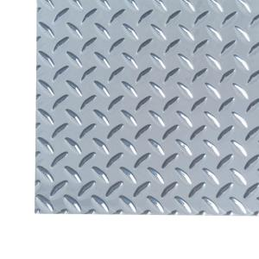 3 ft. x 3 ft. Diamond Tread Aluminum Sheet Heavy Weight