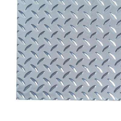 3 ft. x 3 ft. Diamond Tread Aluminum Sheet Heavy Weight