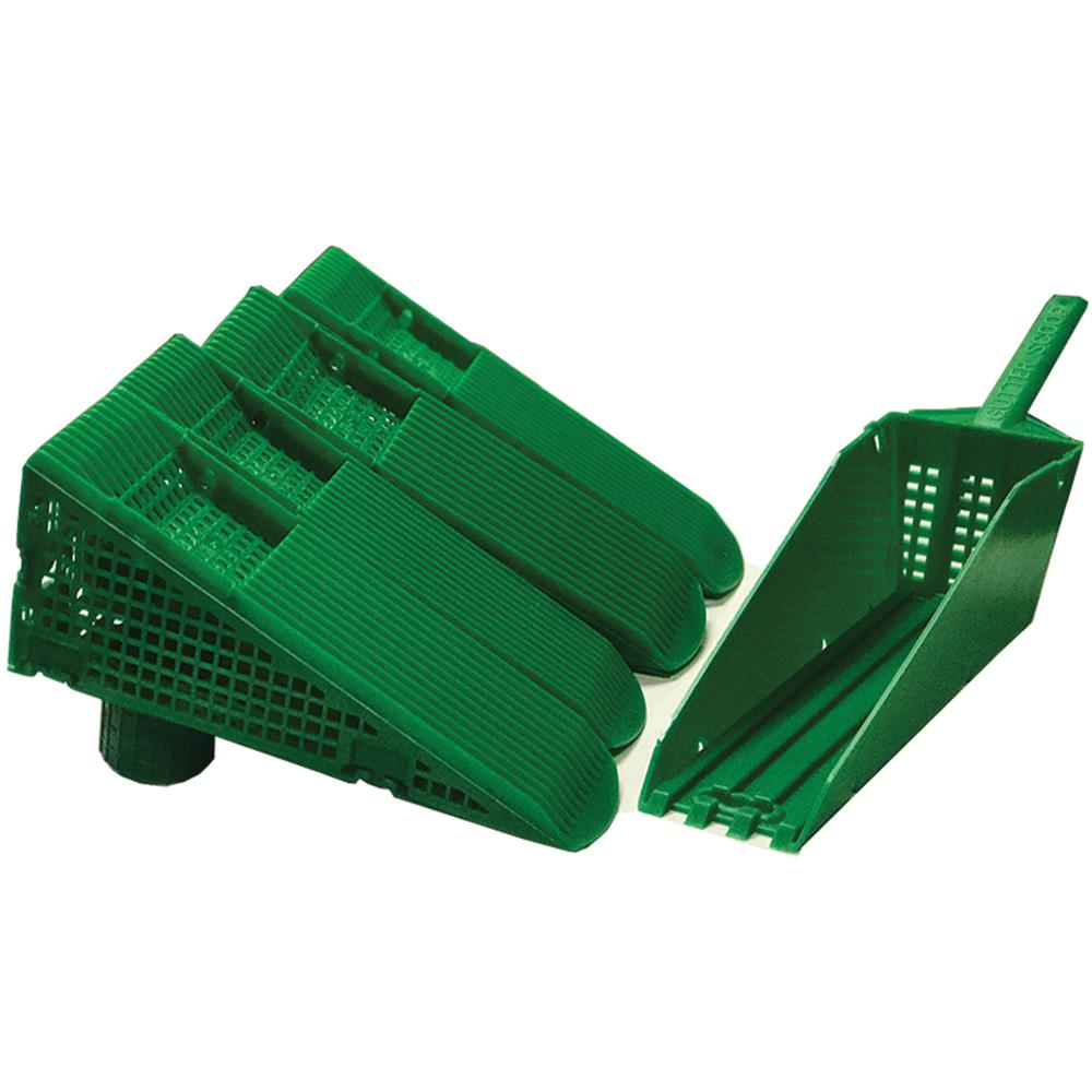 The Wedge Gutter Cleaning Kit