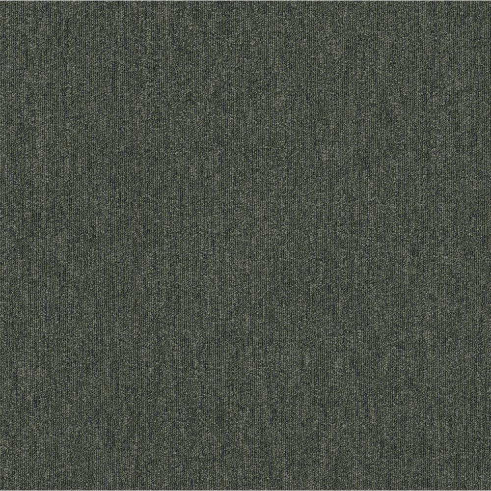 Hampton Shamrock Loop Pattern Commercial 24 in. x 24 in. Glue Down Carpet Tile (20 Tiles/Case)