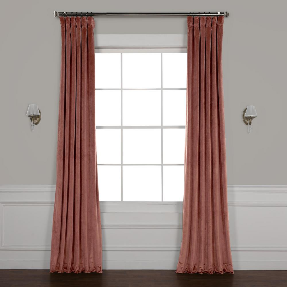 Image result for rose pink curtains