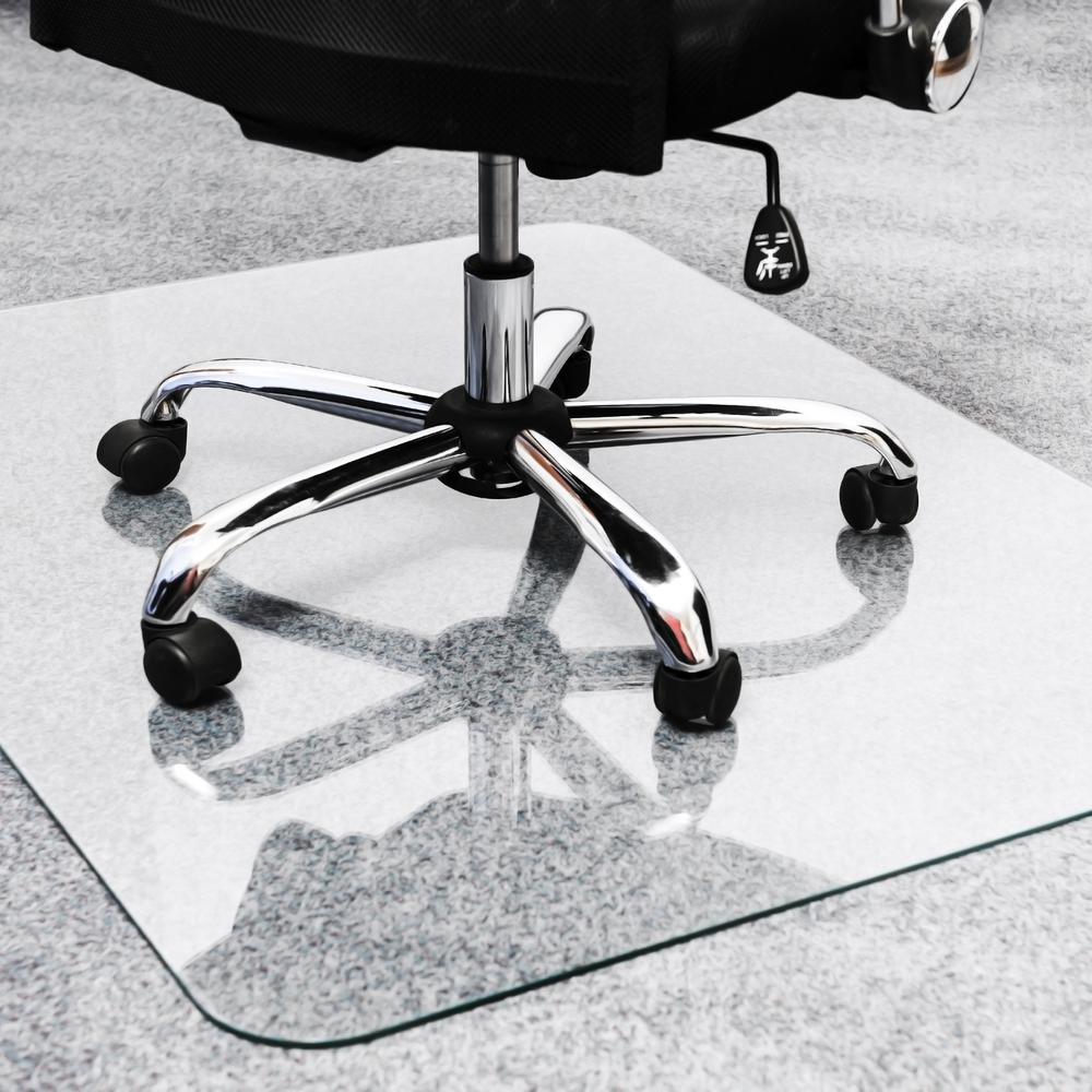 Heavy Duty Gl Chair Mat For