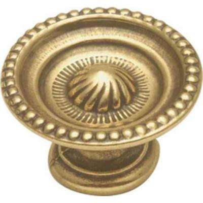 Manor House 1-1/8 in. Lancaster Hand Polished Knob