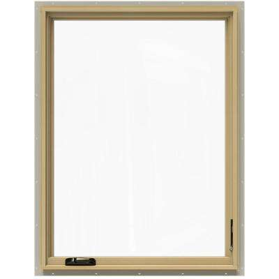 36.75 in. x 48.75 in. W-2500 Right-Hand Casement Wood Window