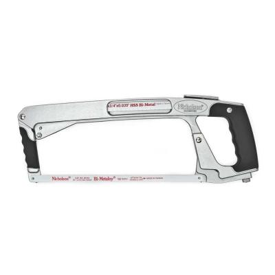 Pro Series 12 in. 4-in-1 Hack Saw Frame