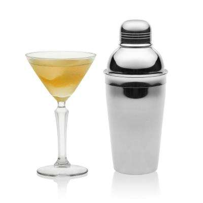 Capone 4-piece Martini Glass Entertaining Set with Shaker