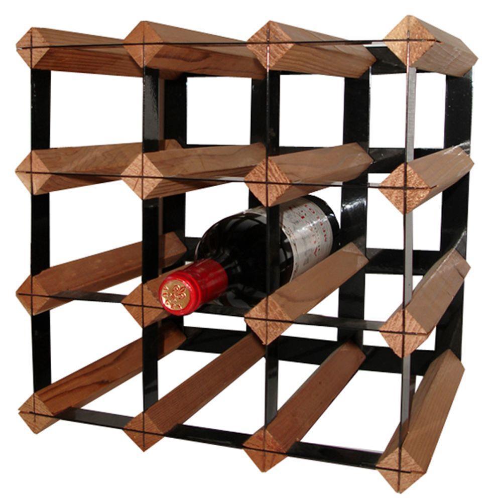 Vinotemp Cellar Trellis 12 Bottle Wine Rack