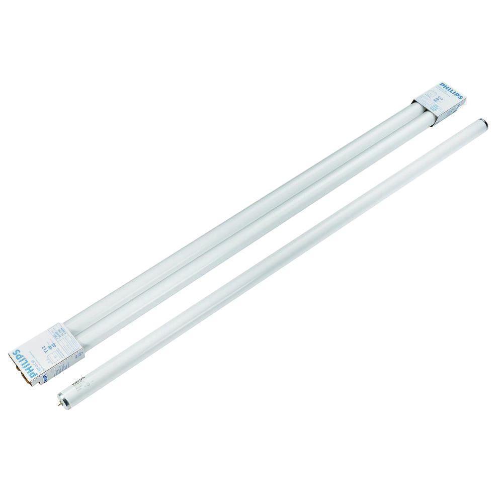 Philips 40-Watt 4 ft. T12 Natural Light Linear Fluorescent Light Bulb (30-Pack)-DISCONTINUED