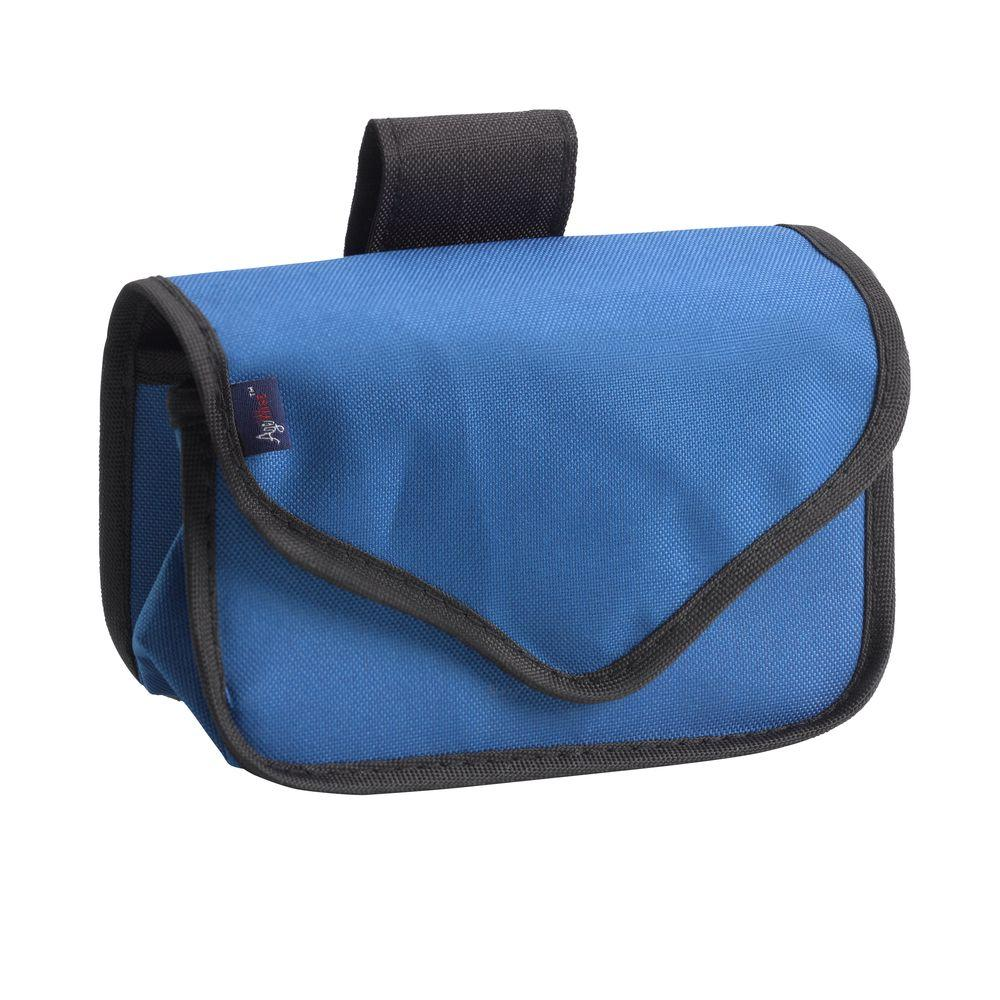 AgeWise Walker Rollator Eyeglass Case in Blue