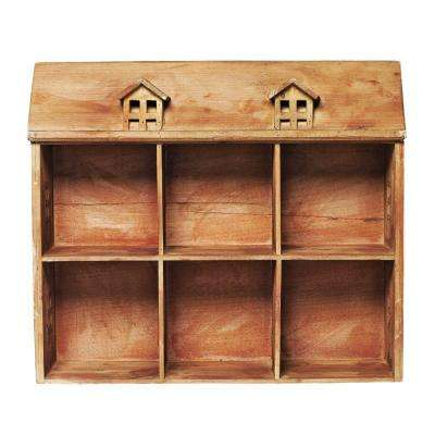 22.5 in. House Display Shelf