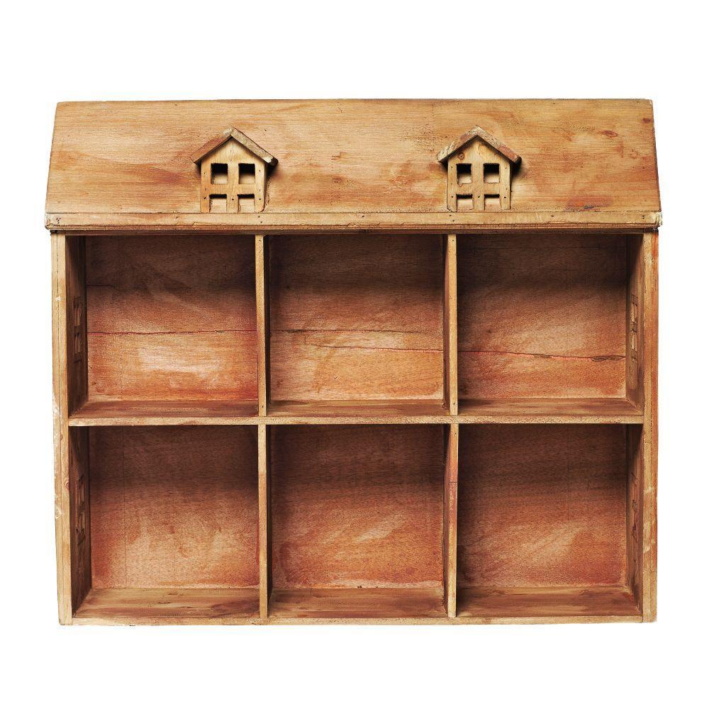 22.5 in. House Display Shelf