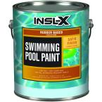 Insl X 1 Gal Semi Gloss Water Ocean Blue Swimming Pool