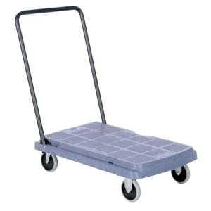 250 lb. Capacity Platform Truck with Fold Down Hand