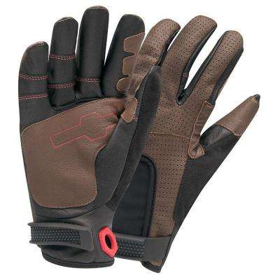 X-Large Operator Work Gloves