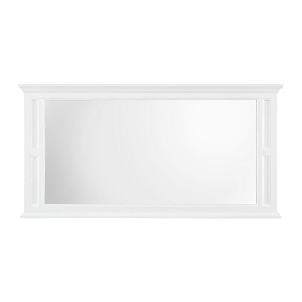 Charleston 60 in. W x 31 in. H Single Framed Wall