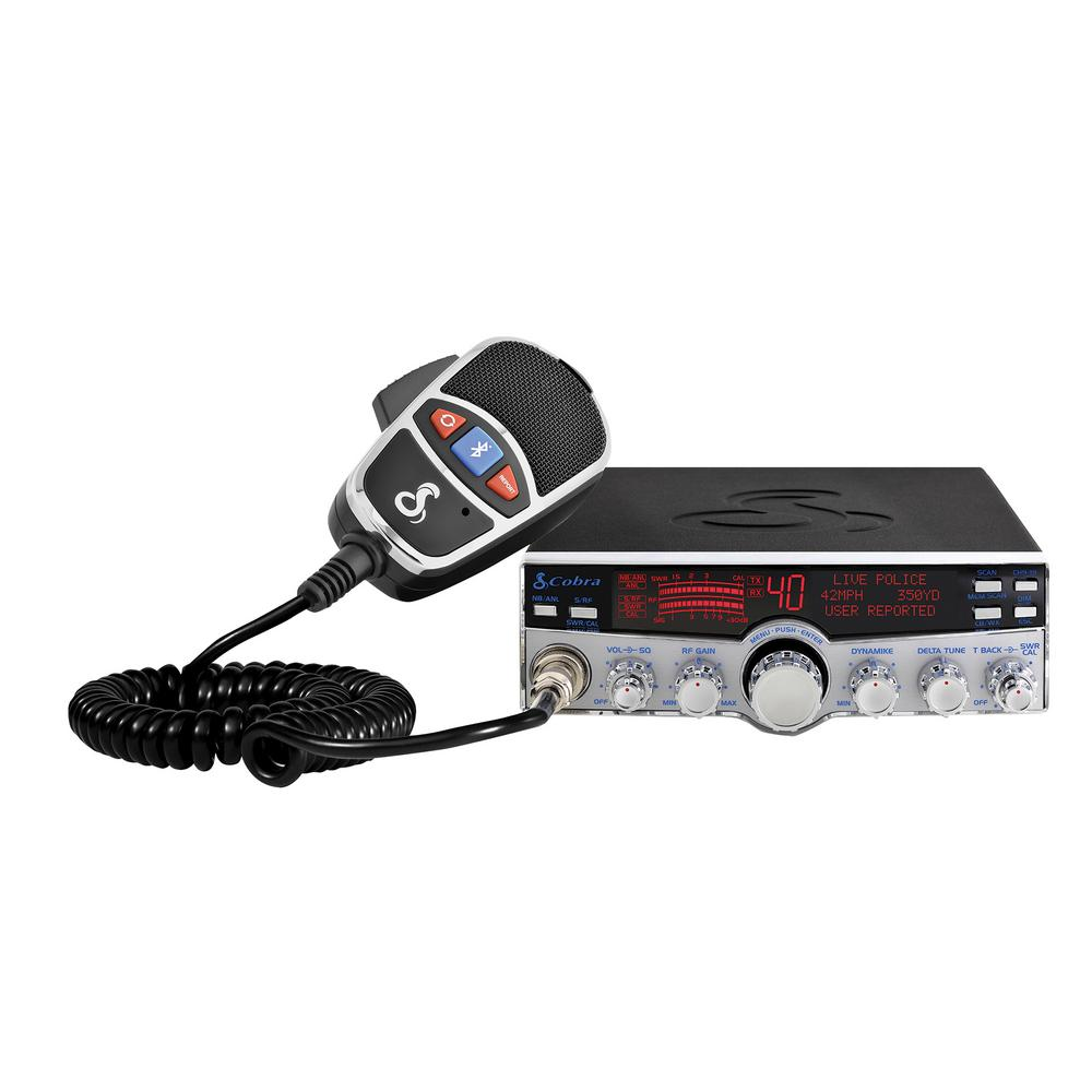 Cobra Smart CB Radio with Smartphone