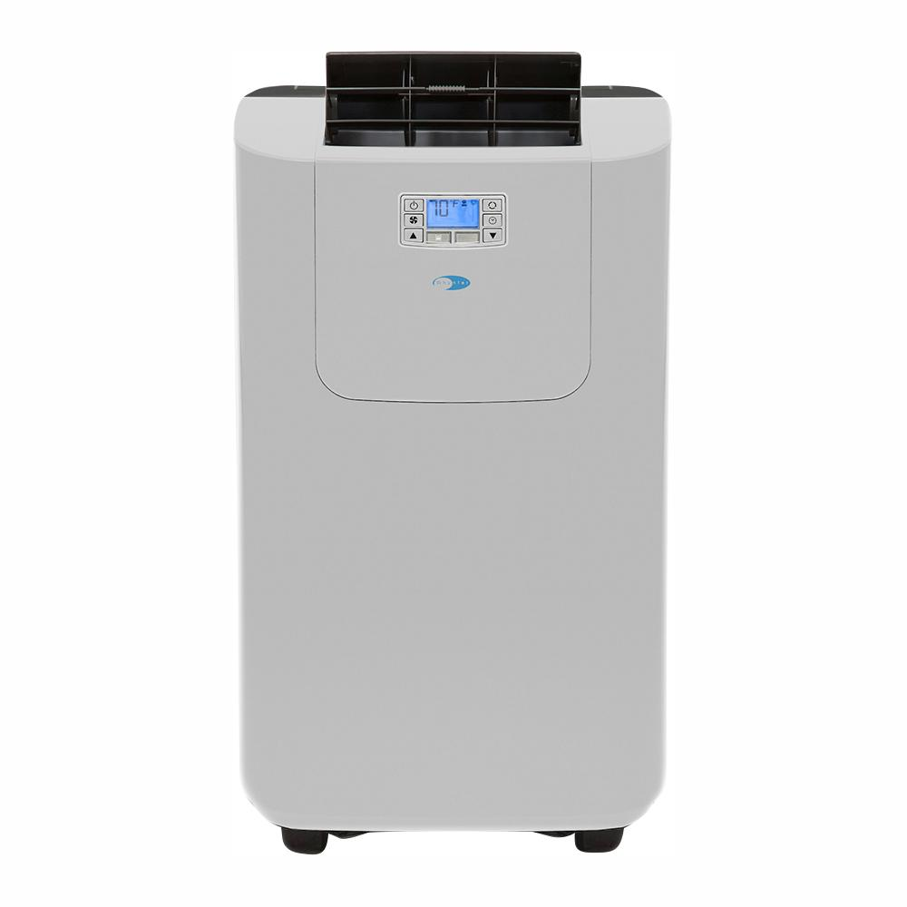 Whynter Elite 12,000 BTU Dual Hose Digital Portable Air Conditioner with Dehumidifier