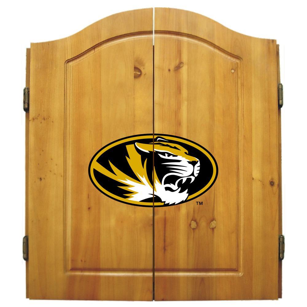 University of Missouri Dart Cabinet