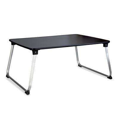 XL Folding Black Laptop Table Stand