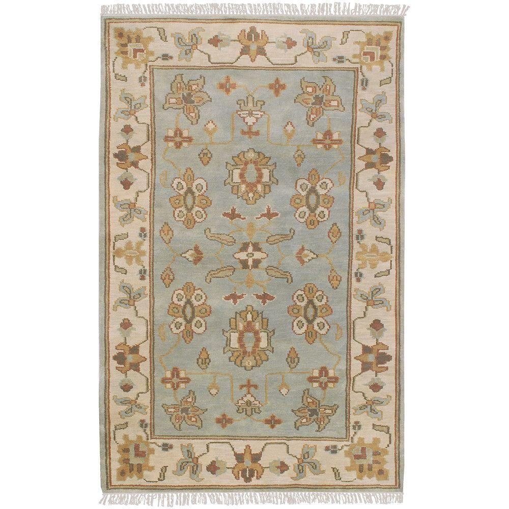 Artistic Weavers Hickman Pale Jade 3 ft. 9 in. x 5 ft. 9 in. Area Rug