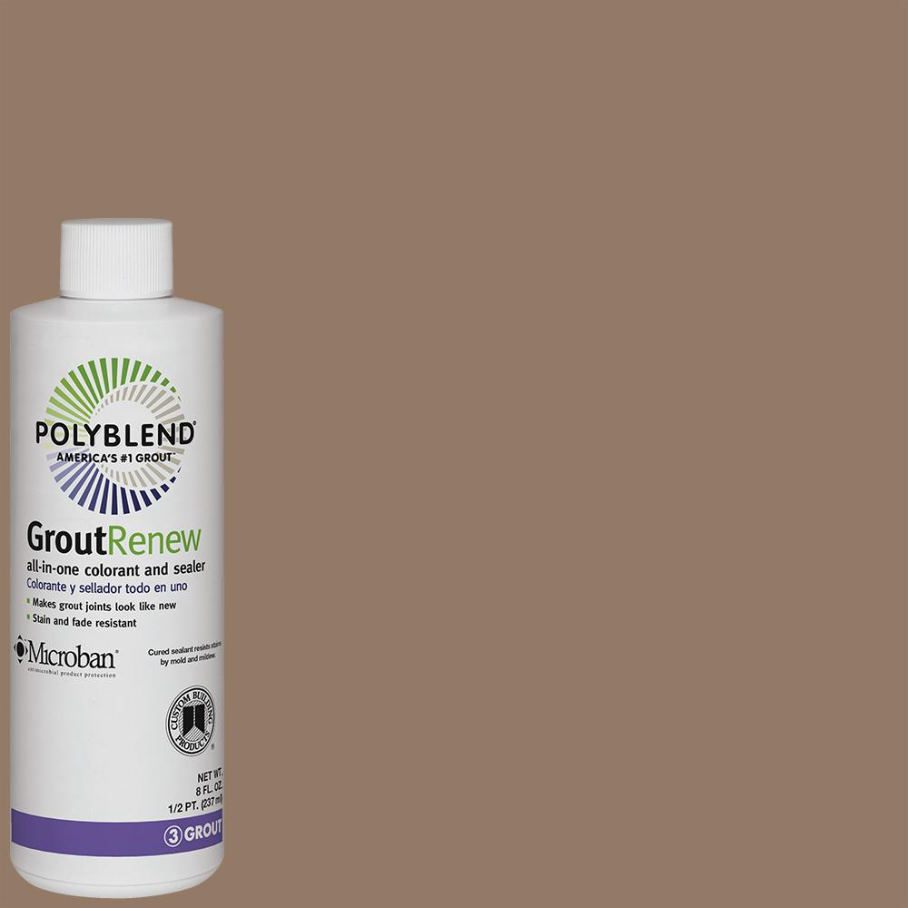 Custom Building Products Polyblend #105 Earth 8 oz. Grout Renew Colorant