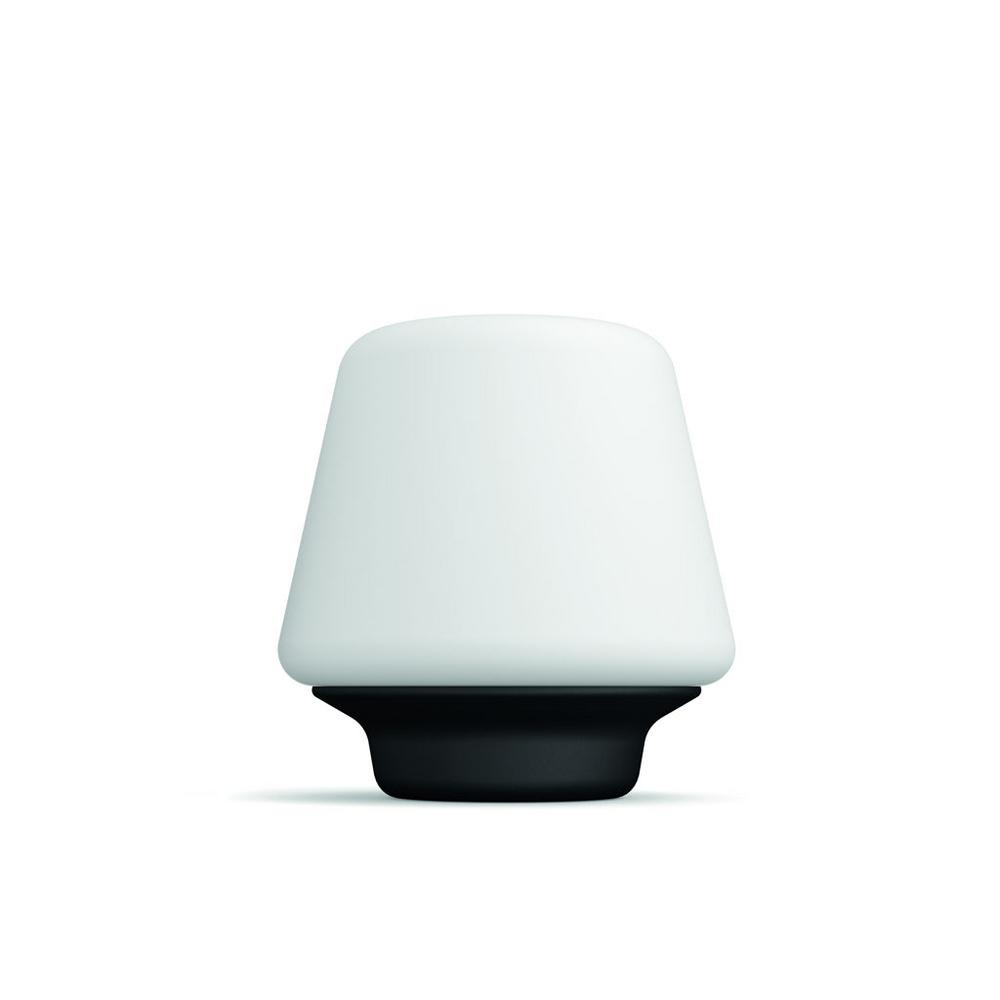 Philips Hue White Ambiance Wellness LED Dimmable Smart Table Lamp