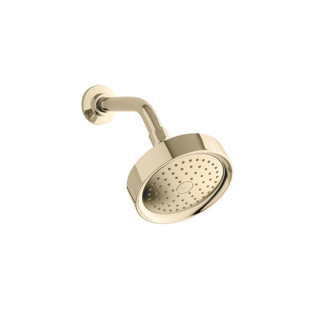 Kohler Purist 1 Spray Single Function Showerhead In
