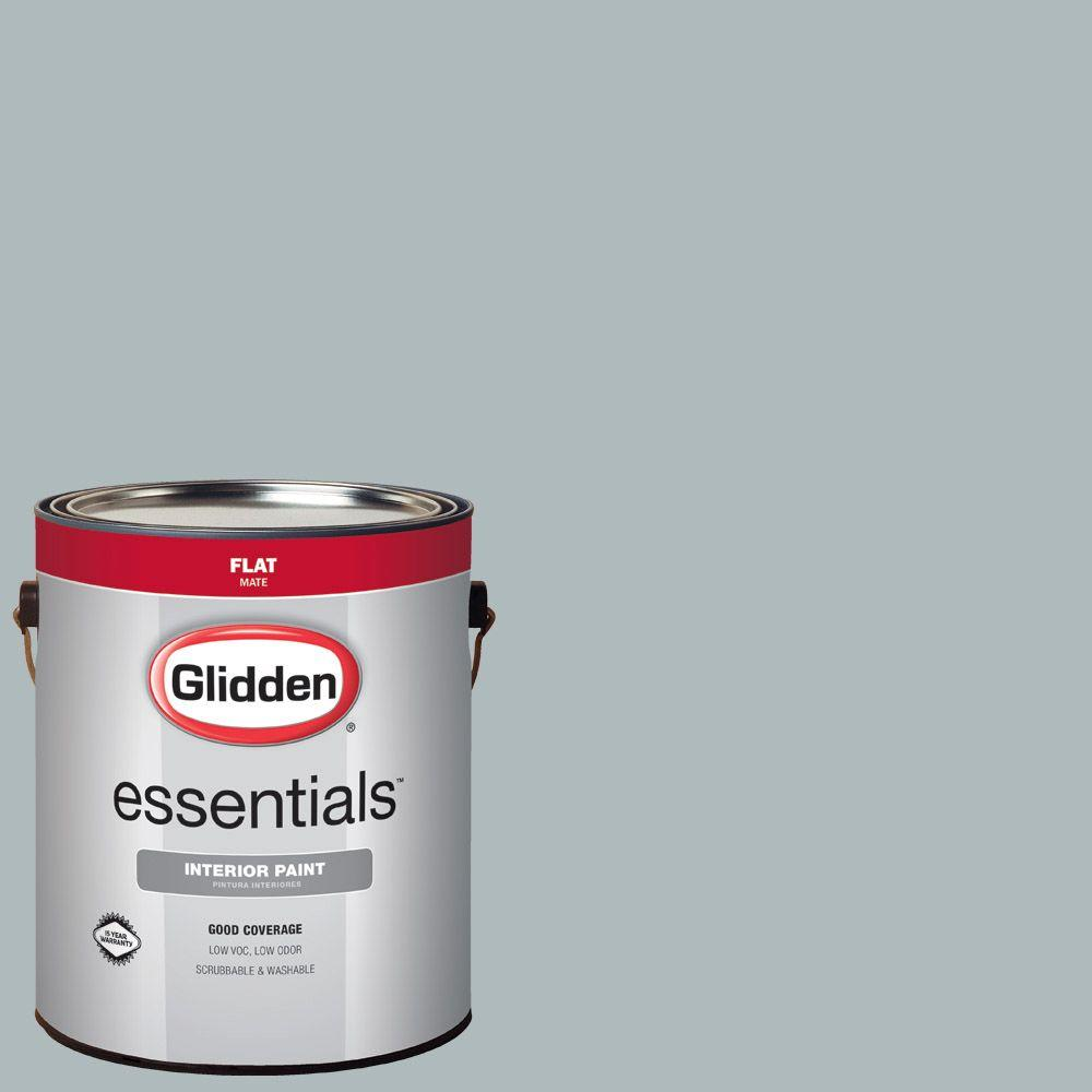 Hdgcn41d Soft Feather Grey Flat Interior Paint