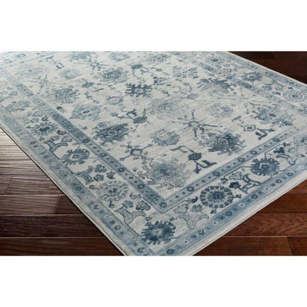 Artistic Weavers Chalenes Slate 2 Ft X 3 Ft Indoor Area Rug S00151023981 The Home Depot