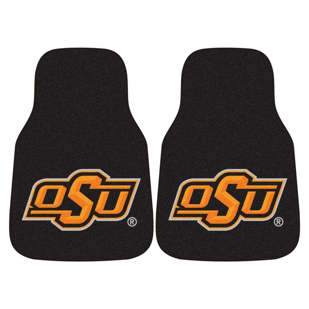 Fanmats Oklahoma State University 18 In X 27 In 2 Piece