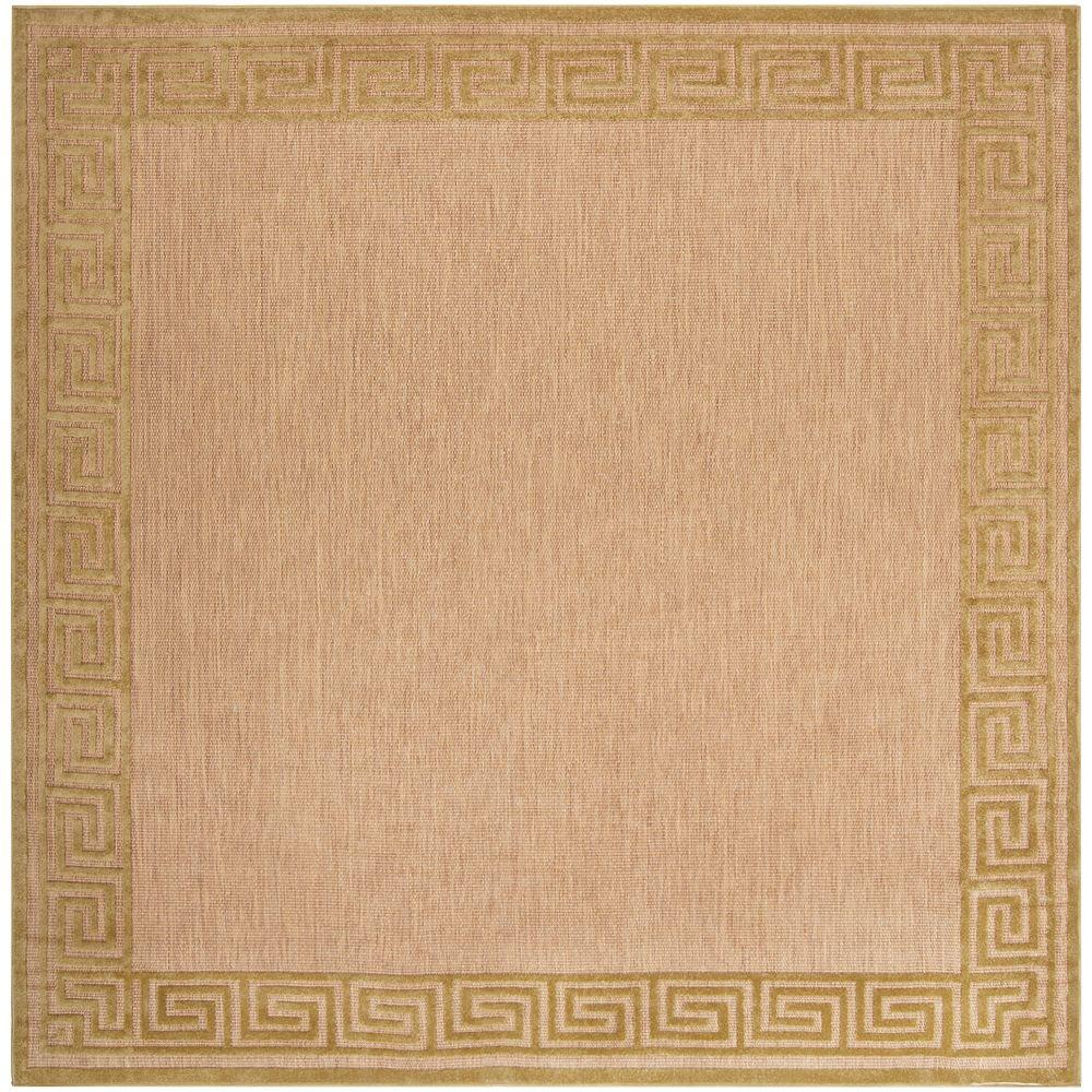 Artistic Weavers Garza Natural 7 ft. 6 in. Square Area Rug