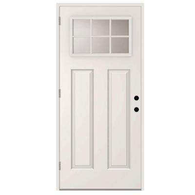 32 x 80 - Right-Hand/Outswing - Front Doors - Exterior Doors - The ...
