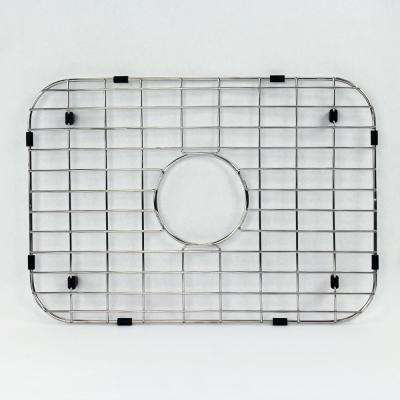 18.63 in. D x 13.16 in. W Sink Grid for Transolid CTSB25228, STSB25227, STSB25226 in Stainless Steel