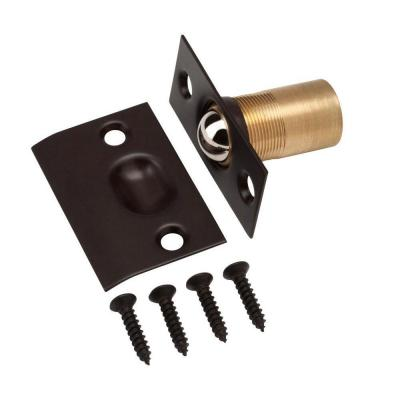 Oil-Rubbed Bronze Latch Adjustable Ball Catch
