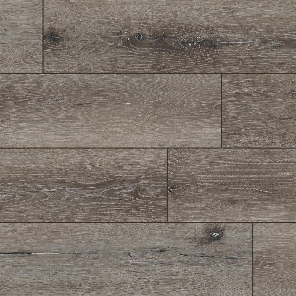 MSI Aubrey LowCountry Timber 9 in. x 60 in. Rigid Core Luxury Vinyl Plank Flooring (22.44 sq. ft. / case)
