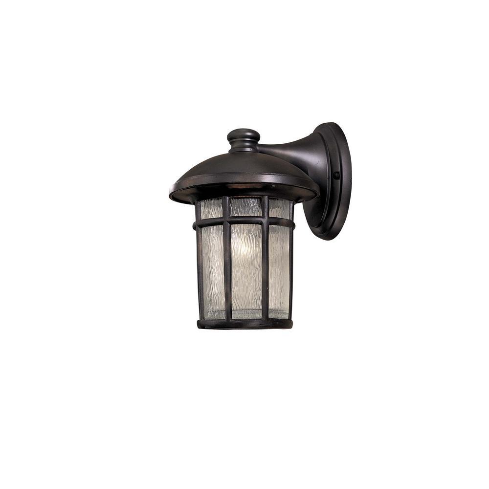 Cranston 1-Light Heritage Outdoor Wall Mount Lantern