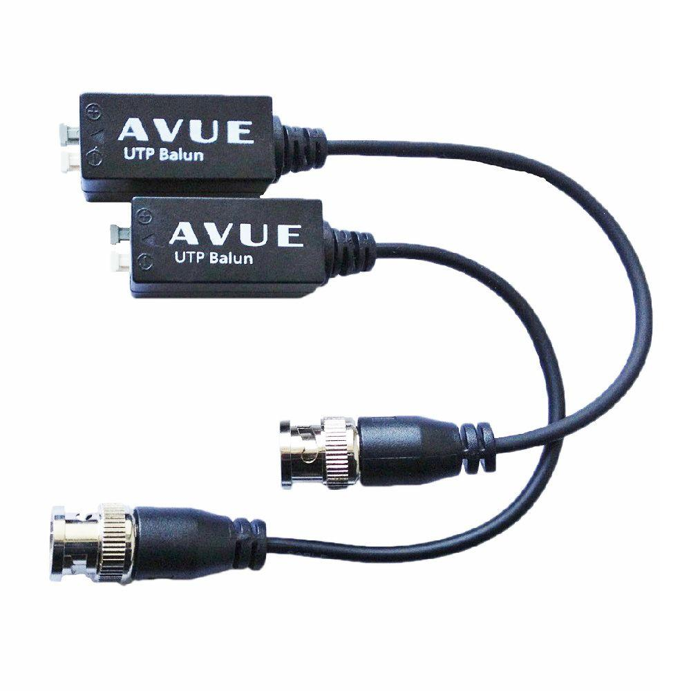 8 in. Pigtail UTP Video Balun