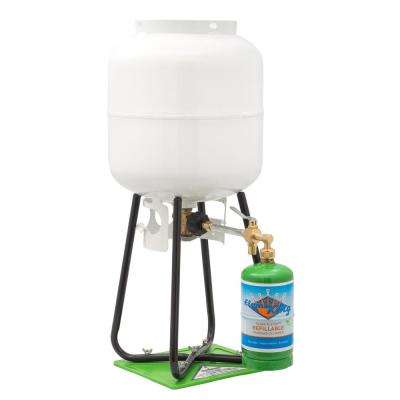 1 lb. Refillable Propane Cylinder with Refill Kit