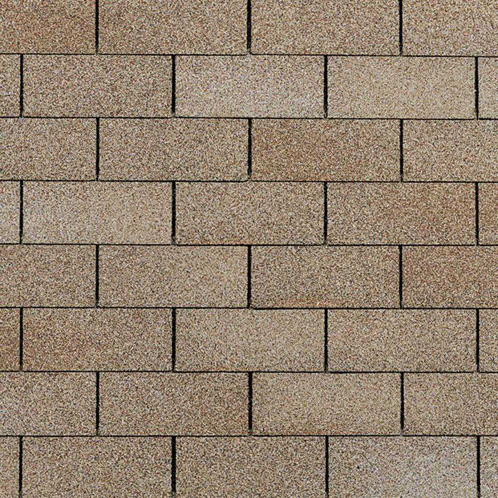 Owens Corning Supreme Amber 3Tab Metric Asphalt Roofing Shingles – How To Shingle A Roof With 3 Tab