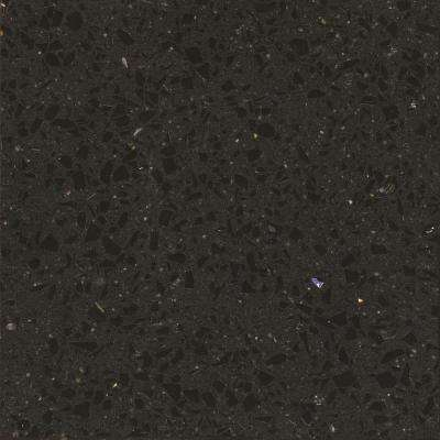 2 In X 4 Quartz Countertop Sample Stellar Night