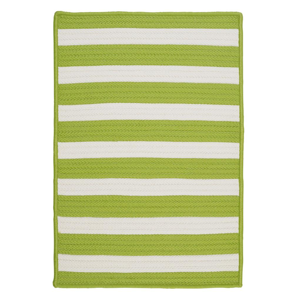 Home decorators collection baxter lime 2 ft x 4 ft for Home decorators indoor outdoor rugs
