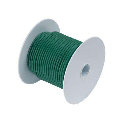 100 ft. 14 AWG Primary Wire Spool, White (Case of 5)