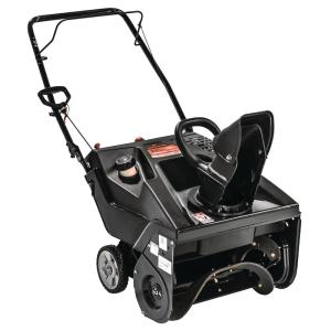 Remington RM2120 21 inch 123cc Single-Stage Electric Start Gas Snow Blower by Remington