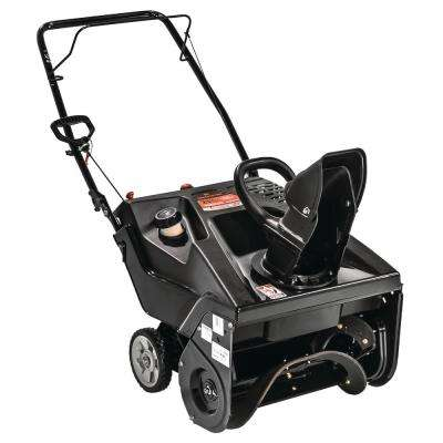 RM2120 21 in. 123cc Single-Stage Electric Start Gas Snow Blower