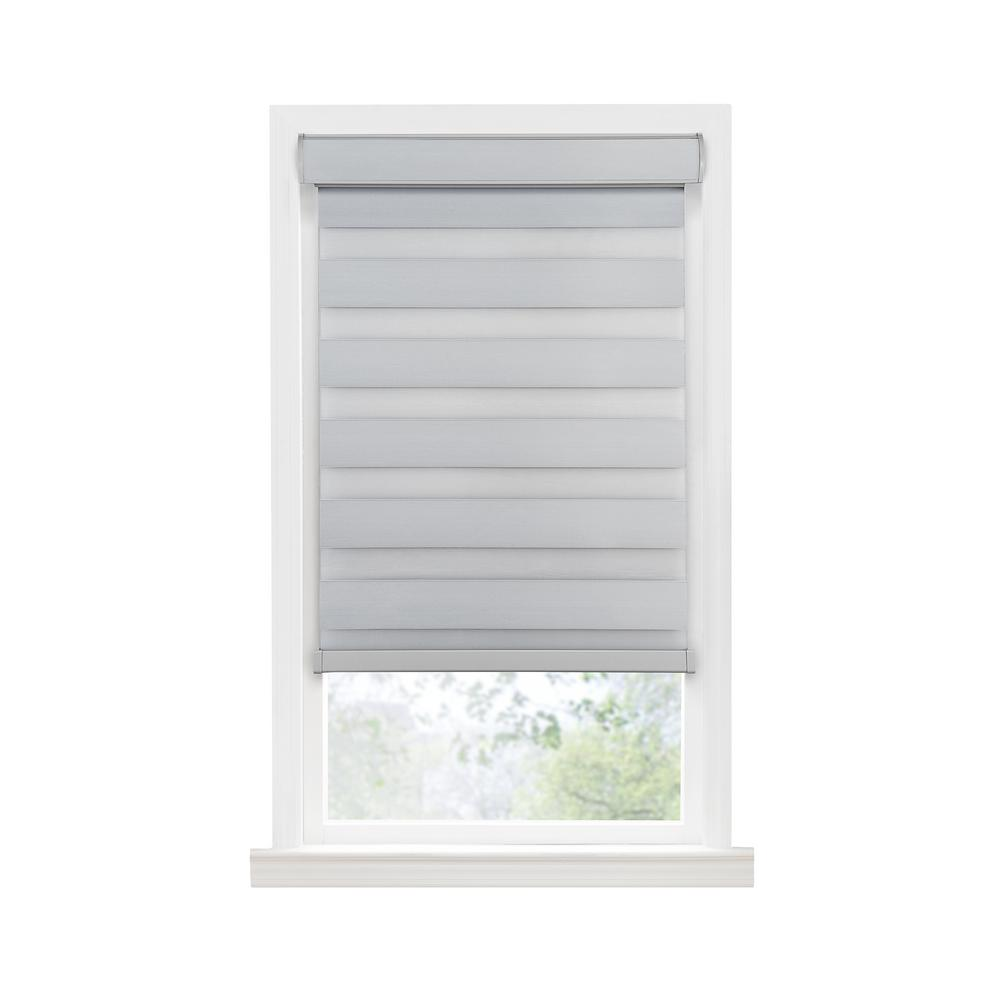 Roller Shades Product : Achim celestial room darkening oyster cordless double