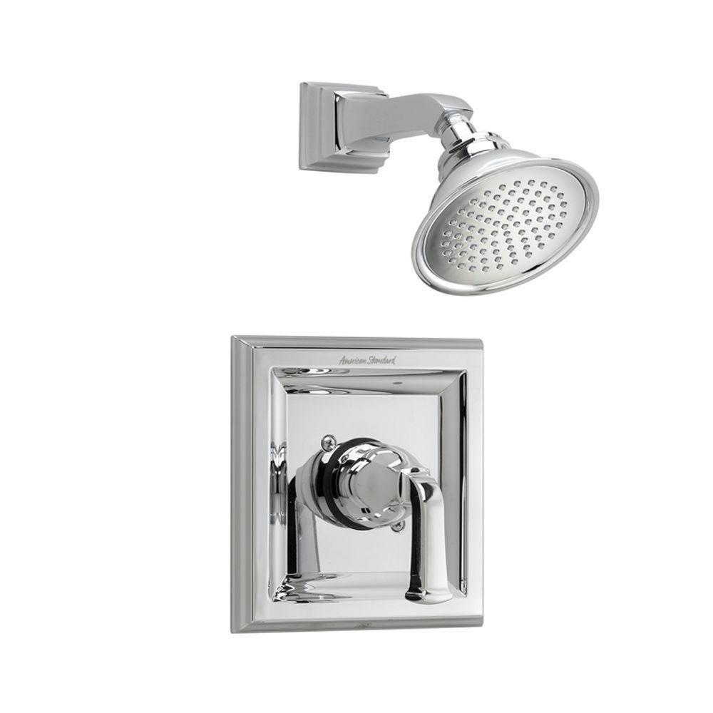 American Standard American Standard Town Square 1-Handle Shower Faucet Trim Kit with Volume Control in Polished Chrome (Valve Sold Separately)