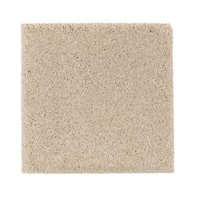 Carpet Sample - Bluff - Color Dry Gourd Texture 8 in. x 8 in.